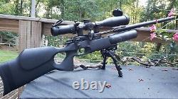 FX Crown. 25 PCP Airgun KIT
