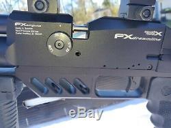 FX Dreamline Lite PCP Air Rifle. 25 CAL