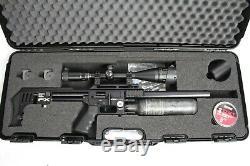 FX Impact. 22 PCP Air Rifle Bullpup Pellet Rifle 920 FPS BEST High Power