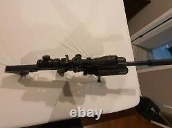 FX Impact Air Rifle PCP. 25 CAL (Custom)