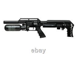 FX Impact M3 Compact Black. 22 Cal PCP Airgun