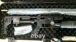 FX Impact, MKll Black. 35 cal. 800mm Barrel with FX mod, PCP Airgun Rifle