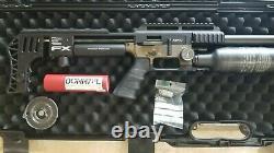 FX Impact, MKll Bronze. 35 cal. 800mm Barrel with Donney FL mod, PCP Airgun Rifle