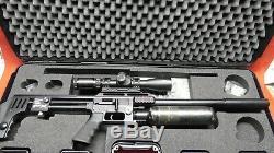FX Impact PCP. 25 air rifle