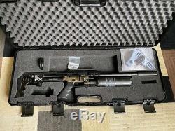 FX Impact X MKII, Bronze PCP Air Rifle. 22 5.5 mm 600 mm Barrel Model year 2020