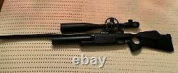FX Royale 500 Synthetic PCP Air Rifle with Hawke Scope