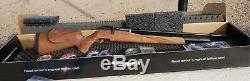FX Streamline Premium Italian Minelli Walnut Stock. 22 PCP Rifle With Box