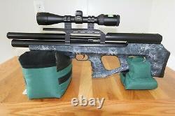FX Wildcat MK2.22 PCP Airgun