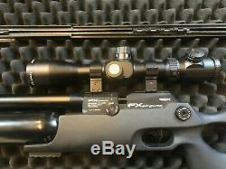Fx Crown Vp Pcp Air Rifle, Synthetic Stock 0.250 Caliber