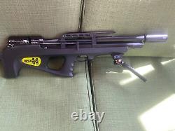 Fx Wildcat Mk2.177 Fx Airguns pcp air rifle HUMA regulator Impact