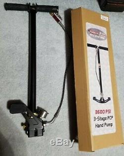 Gamo Air Rifle Urban PCP 22 Bundle