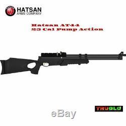Hatsan AT44-PA-10.177 Cal PCP Multi-shot Repeating Air Rifle No Reserve
