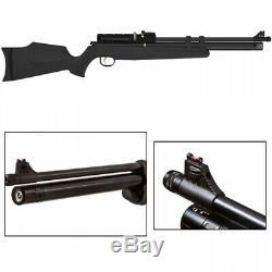 Hatsan AT44S 10 PCP Rifle (. 25cal) Blk Syn