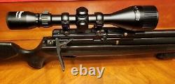 Hatsan AT44S-10 QE. 22 cal PCP Air Rifle Plus Extra Accessories, Ammo and Pump
