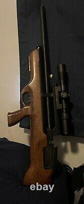 Hatsan Arms Company Flash QE PCP Air Rifle
