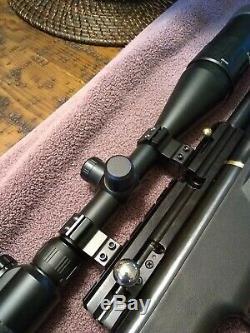 Hatsan BT Carnivore QE. 357 PCP Air Rifle