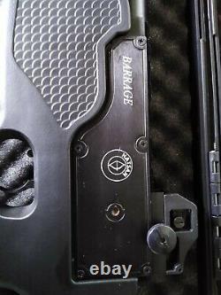 Hatsan Barrage. 25 Cal. Semi-automatic PCP Excellent Condition