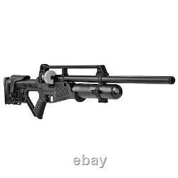 Hatsan Blitz Full Auto PCP. 25 Cal Air Rifle and Targets and Lead Pellets Bundle
