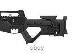 Hatsan Blitz Full Auto PCP Pre-Charged Pneumatic. 25 Caliber Air Rifle 970 FPS