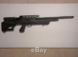 Hatsan BullBoss. 22 PCP Airgun/ Air Rifle with regulator