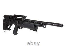 Hatsan BullBoss QE QuietEnergy. 25 Cal PCP Precharged pneumatic Air Rifle