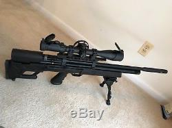 Hatsan Bullboss  22 Caliber Pcp Air Rifle Regulated/audrius