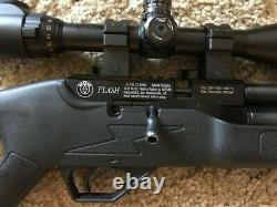 Hatsan Flash. 22 Synthetic PCP Rifle, used, in excellent condition