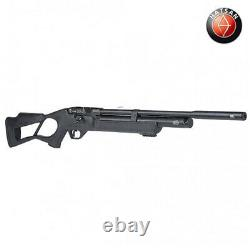 Hatsan Flash QE PCP Air Rifle (. 22 cal)- Blk Syn