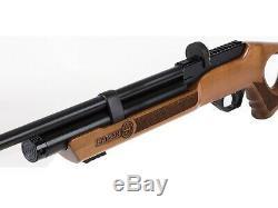 Hatsan Flash Wood QE PCP Air Rifle. 22 caliber