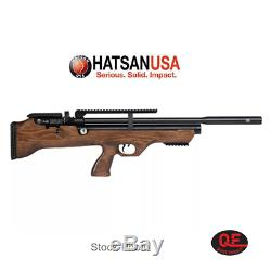Hatsan FlashPup QE PCP Air Rifle. 177 Caliber, Authorized Retailer