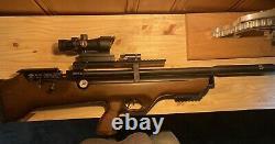 Hatsan Flashpup QE PCP Air Rifle. 22(Scope Not Included)