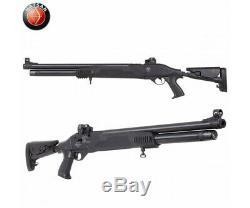 Hatsan Galatian Tact Auto PCP Air Rifle (. 25 cal)- Blk Syn