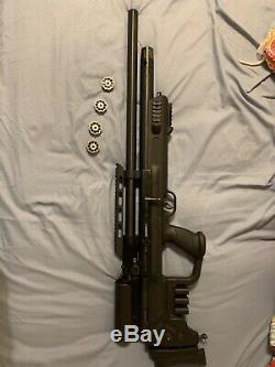 Hatsan Gladius (. 25cal) pcp air rifle