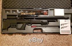 Hatsan Gladius Bullpup Long PCP Air Rifle 0.25 cal