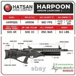 Hatsan Harpoon Arrow Launcher PCP Air Rifle