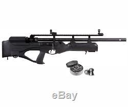 Hatsan Hercules Bully. 30 Cal PCP Air Rifle with Pack of Pellets