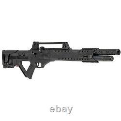 Hatsan Invader Auto. 25 Caliber Semi-Auto Pre-charged pneumatic PCP Air Rifle