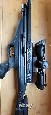 Hatsan PCP Handgun/Rifle. 25 cal