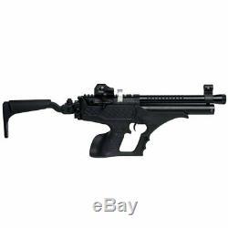 Hatsan Sortie Tact Synthetic 0.22 Caliber 8 Barrel PCP Air Pistol Pellet Gun