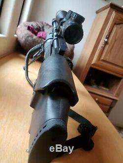 Hatsan hercules bully. 25 caliber / bull pup pcp airgun