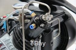 High Pressure Air Pump Electric PCP Air Compressor Airgun Scuba Rifle 30MPA 110V
