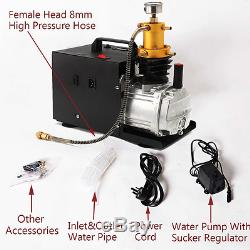 High Pressure Air Pump Electric PCP Air Compressor for Airgun Scuba Rifle 30MP M