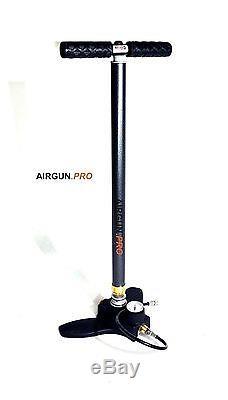 Hill MK4 air rifle PCP hand charging pump(4128-005)
