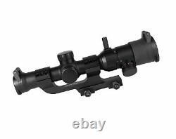 Kral Arms Puncher Breaker Silent Marine Sidelever PCP Air Rifle + Tactical Scope