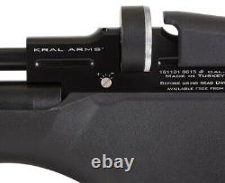 Kral Arms Puncher Breaker Silent Synthetic Sidelever PCP Air Rifle PICK CALIBER