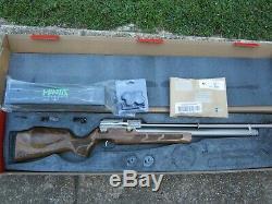 Kral Arms Puncher Mega Marine. 25 Caliber Pcp Air Rifle