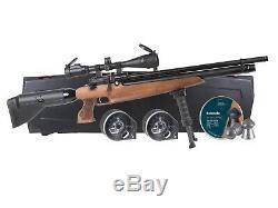 Kral Arms Puncher Pitbull Pcp Air Rifle Kit 0.220 Caliber