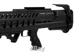 Kral Puncher Armour PCP Air Rifle Black 0.22 cal Kral Bullpup PCP Air Rifle