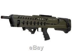 Kral Puncher Armour PCP Air Rifle Green 0.22 cal Puncher Armour PCP Air Rifle