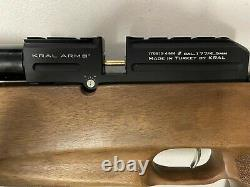 Kral Puncher Big Max PCP AIRGUN AIR RIFLE. 177